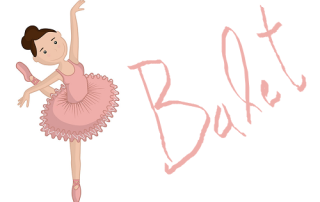balet smal