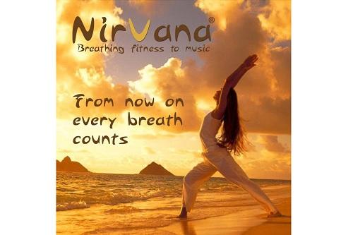 Začetek vadbe Nirvana Fitnessa