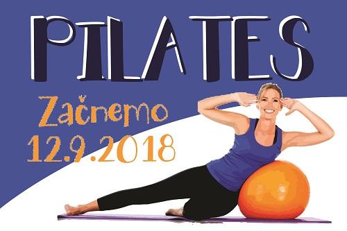Začenjamo z vadbo PILATESA!