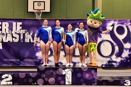 Državno prvenstvo v akrobatiki