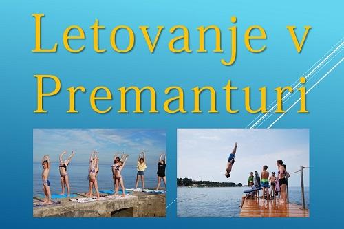 Letovanje v Premanturi